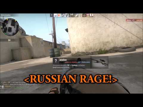 CSGO 1 Match With Russians - Pray For EU Servers