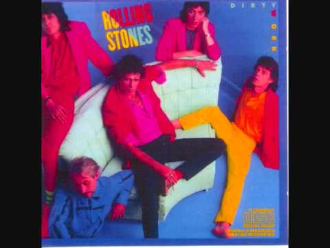 Rolling Stones Dirty Work Sessions Step On It