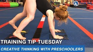 Creative Thinking with Preschoolers