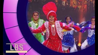 Meet Traditional Indian Dancers Down to Bhangra | Little Big Shots Aus Season 2 Episode 4