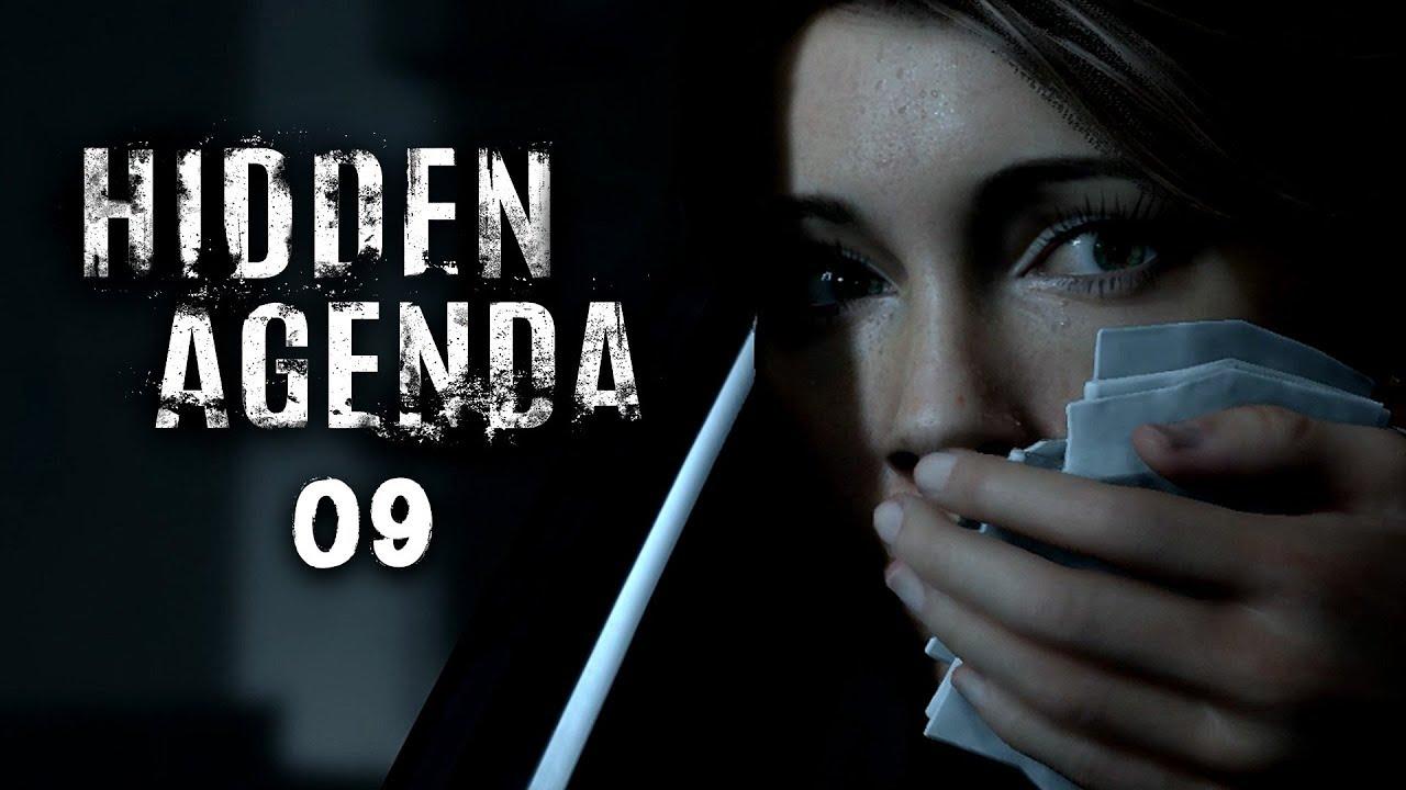 Hidden Agenda Deutsch