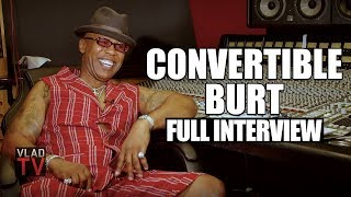 Convertible Burt on Crack Hitting Miami, Making Millions, Doing 25 Years (Full Interview)