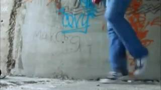 Видеоурок Легкое Обучение шаффлу, Shaffle dance