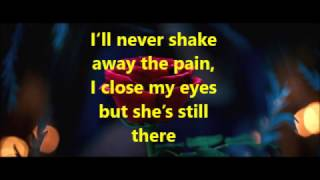 josh groban evermore lyrics beauty and the beast