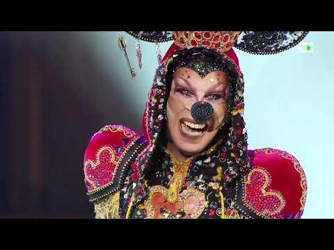 #CarnavalRTVC | Drag Eiko | Gala Drag Queen | Las Palmas De Gran Canaria 2020