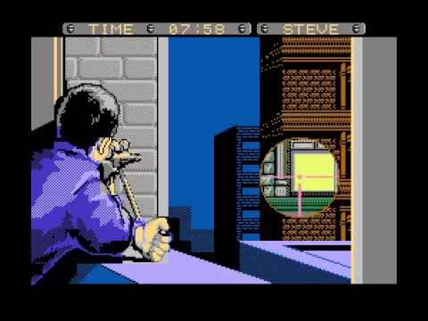 Rescue: The Embassy Mission NES Gameplay Demo - NintendoComplete