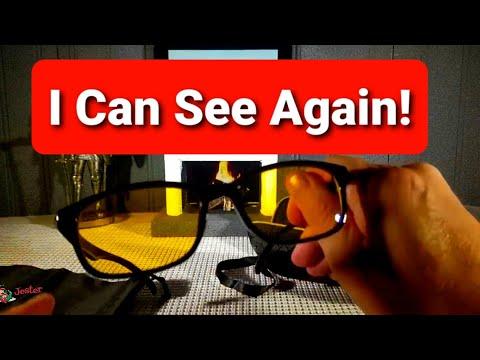Bluelight And UV Blocking Glasses