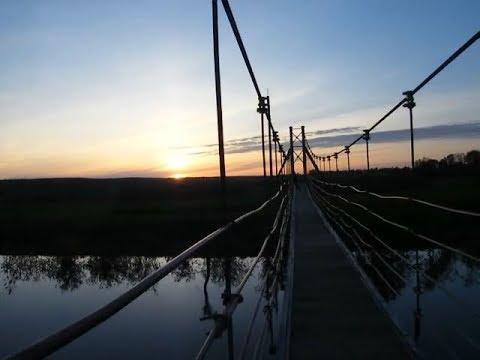 16.05.2019г в Людиново разлилась река Болва.