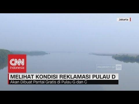 Melihat Kondisi Reklamasi Pulau D Mp3