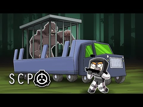 Minecraft - SCP 1000 CAPTURED! (Minecraft SCP Roleplay) thumbnail