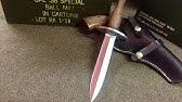 Fairbairn-Sykes Fighting Knife - YouTube