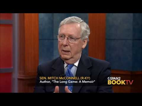 Senate Majority Leader Mitch McConnell on President Obama's Leadership