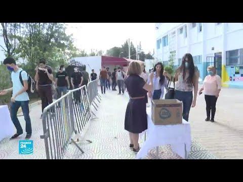 وضع صحي مقلق في تونس والجزائر تقرر إعادة فتح المساجد والشواطئ تدريجيا  - 16:59-2020 / 8 / 4