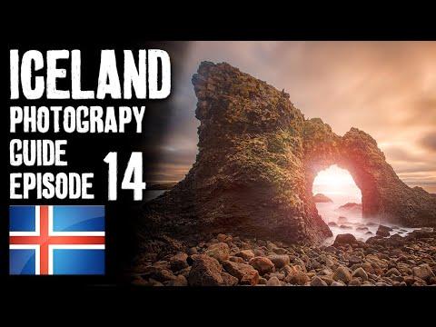 Landscape Photography in Iceland - Episode 14 - Arnarstapi, Snaefellsnes