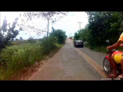 Subindo a serra de Capistrano de Abreu a Aratuba Ceará na NC750Xa part 1