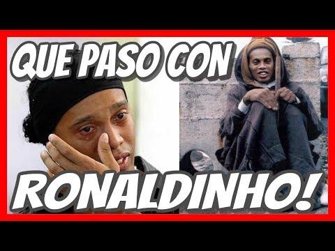 #Ronaldinho en Quiebra Bancarrota 🔴 Solo Tiene 6 Dolares! #Brasil #Ronaldinho #Neymar