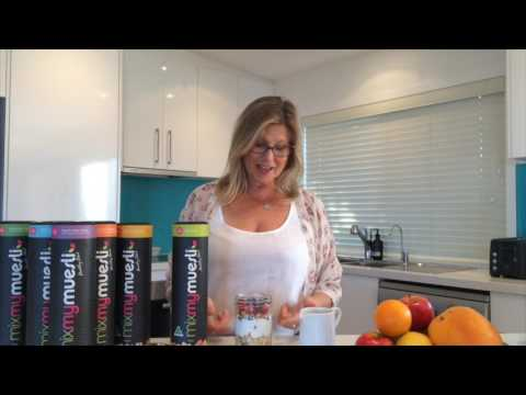 Mix My Muesli product review