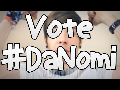 VOTE TEAM #DANOMI   NCS