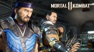 MORTAL KOMBAT 11 #4 - Scorpion e Sub-Zero | Campanha em Português PT-BR no PS4 Pro