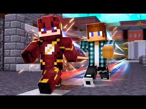 Minecraft: PEGA-PEGA COM SUPER PODERES !! thumbnail