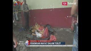 Mengejutkan! Sesosok Mayat Tanpa Identitas Ditemukan Di Toilet Terminal Kp Rambutan - BIM 14/11