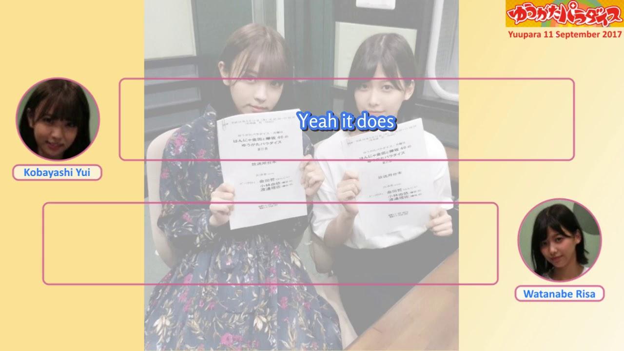 Subbed] Keyakizaka Shows Thread | Page 101 | Stage48
