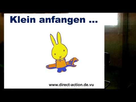 Direct Action: Vortrag zur Kunst des kreativen Widerstands (5.2.10215 in Köln)