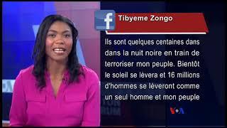 Washington Forum du 17 septembre : nouvelle crise politique au Burkina FAso