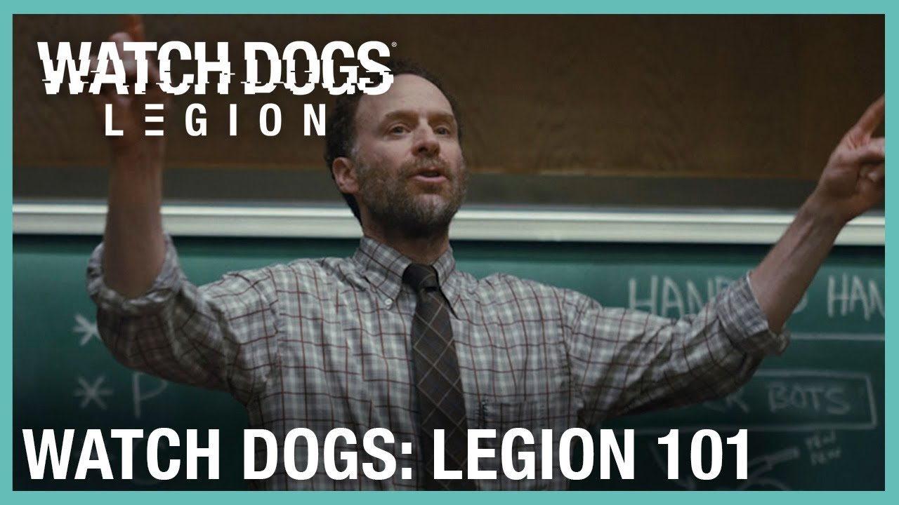 Watch Dogs: Legion: Classroom 101 | Ubisoft [NA]