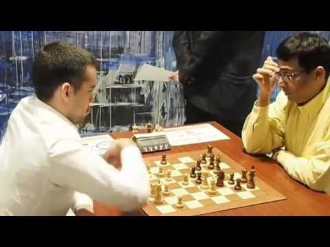 2016-09-25 GM Nepomniachtchi - GM Anand Moscow Tal Memorial Blitz