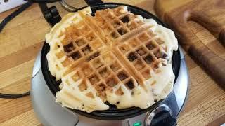 와플 초간단... 팬케잌 믹스로 1석3조 붕어빵,호두과…