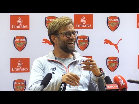 Arsenal 3-4 Liverpool - Jurgen Klopp Full Post Match Press Conference