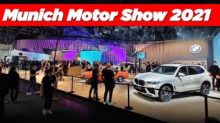 Preview Munich Motor Show 2021 | @Automotive News #munichmotorshow2021