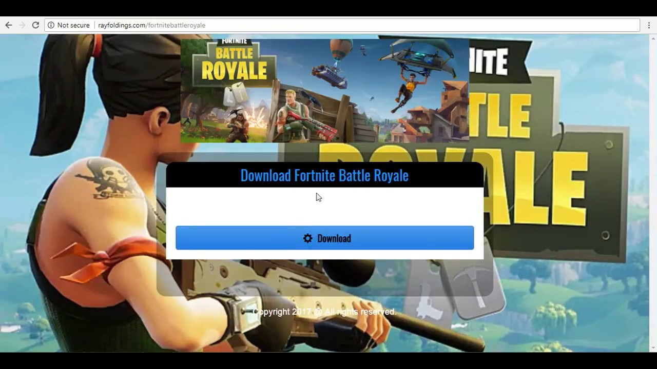 ios fortnite download