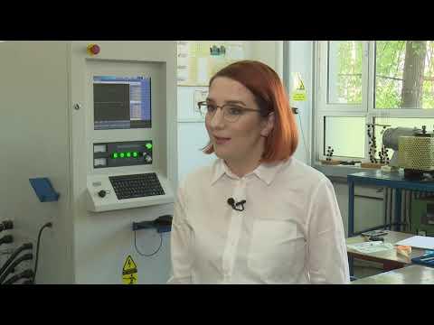 Înscrie-te La TUIASI! Elena Matcovschi - Știința și Ingineria Materialelor