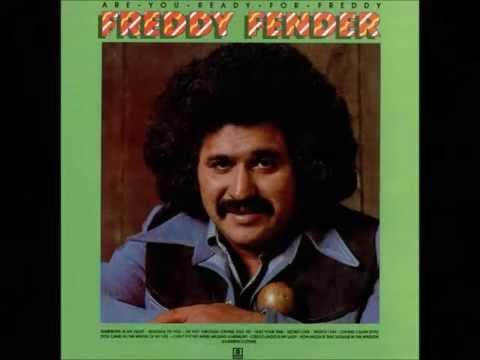 Freddy Fender -- Secret Love