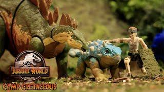 Camp Cretaceous Files: Mega Destruction