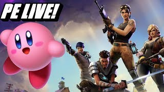 PE LIVE! - March Switch Releases! Let's Talk Fortnite Switch + Q&A!