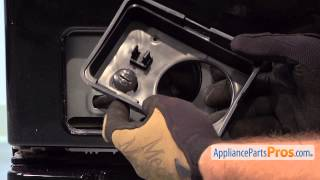 Washer Thermistor Assembly (part #6322FR2046C) - How To Replace