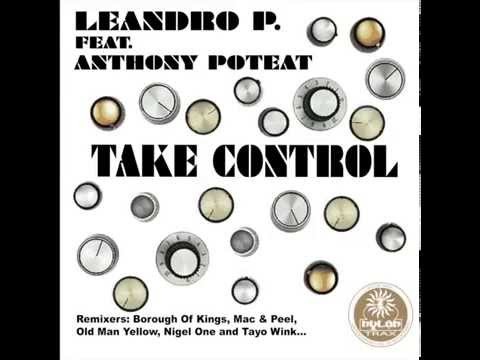Leandro P. featuring Anthony Poteat