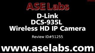 D-Link DCS-935L Wireless HD IP Camera Review - ASE Labs