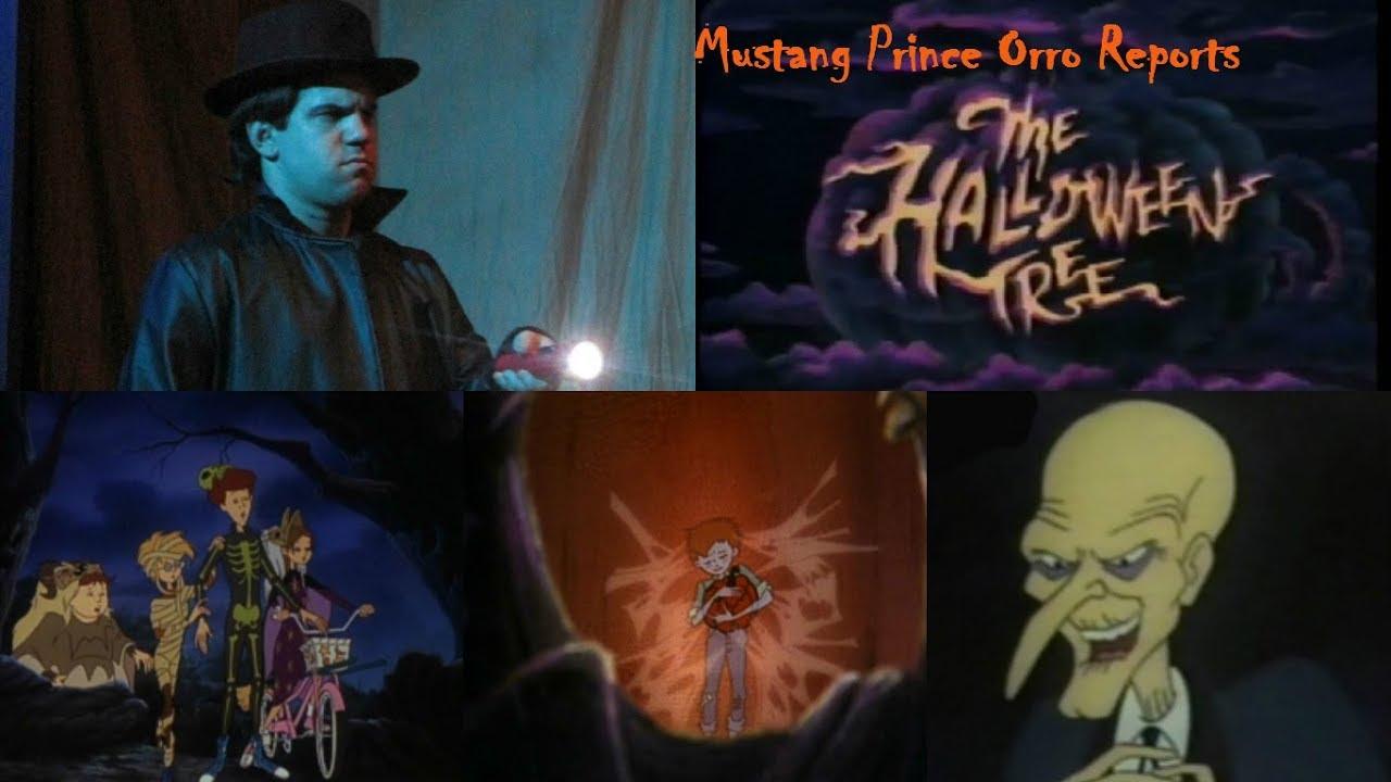 Joshua Orro's The Halloween Tree (1993) Blog - YouTube