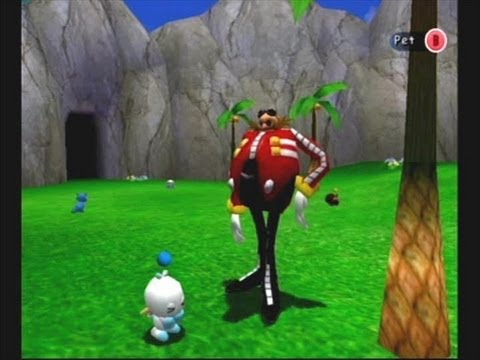 Let\'s Play Sonic Adventure 2! (Chao Garden 1) - YouTube