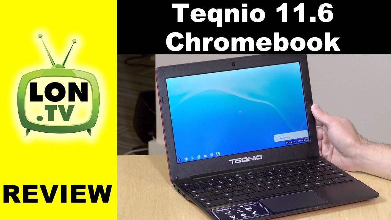 Teqnio Walmart 11 6` Chromeboook Review