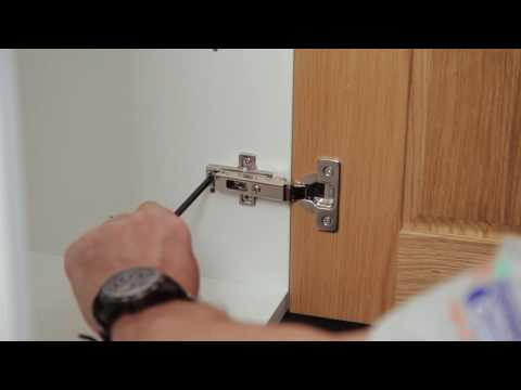 Opening Angles Of Concealed Hinges Do It Yourself With