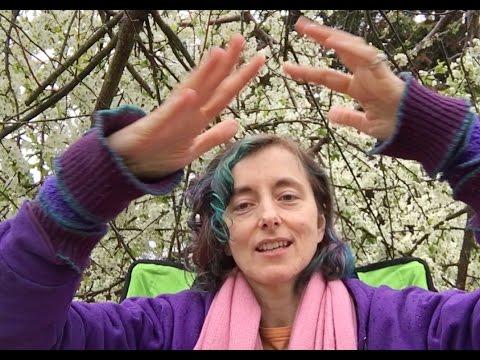 Advanced Grounding Cleanout of Beings & Energy Blocks Demo Walkthru, also aura, chakra healing