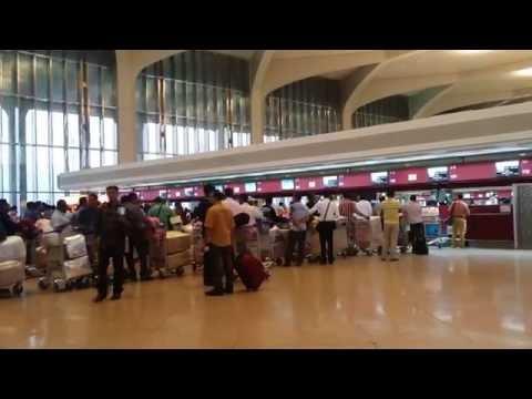 サウジアラビア、ダンマンの国際空港 (King Fahad International Airport, DMM)