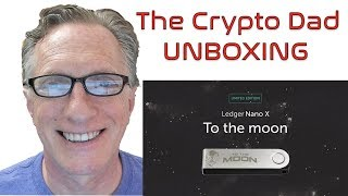 Ledger X to the Moon Edition Unboxing