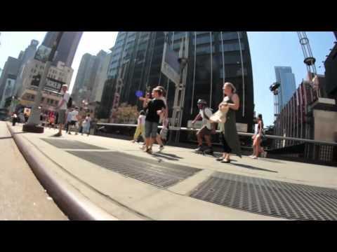 NYC Urban Skating- Ariel Surun