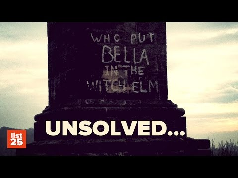 25 UNSOLVED Mysteries That Will Make Your Head Spin